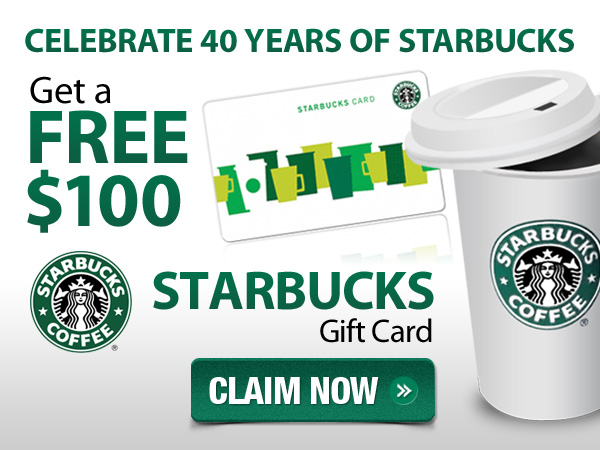 Get-a-100-Starbucks-Gift-Card